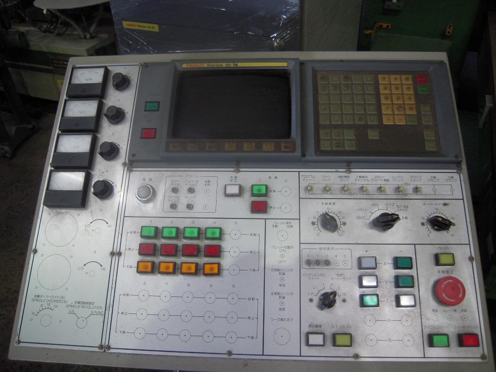FUNAC操作盤